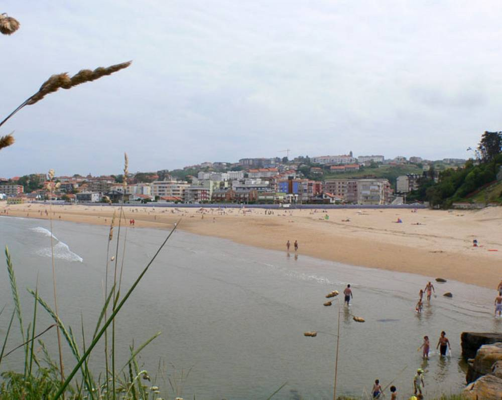 La Concha Beach - Suances_56