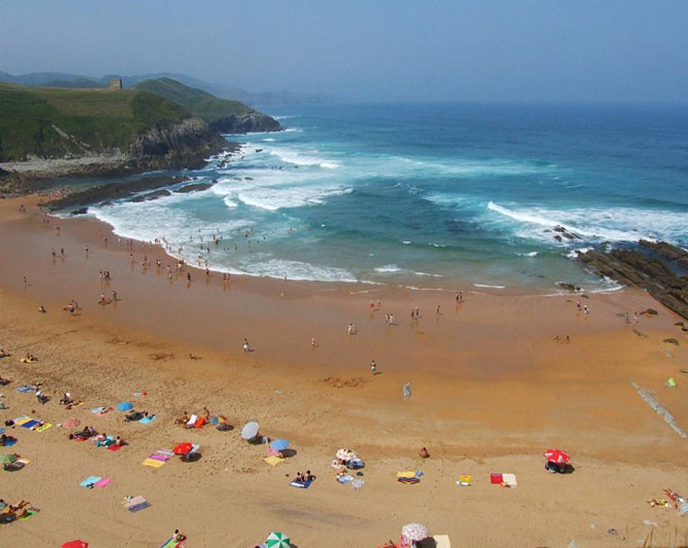 Playa El Sable en Tagle - Suances_48