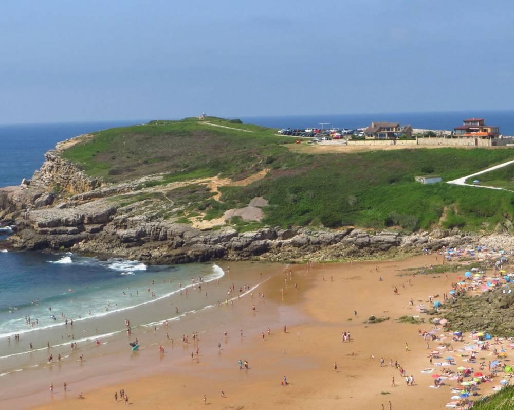 Playa Los Locos - Suances_115