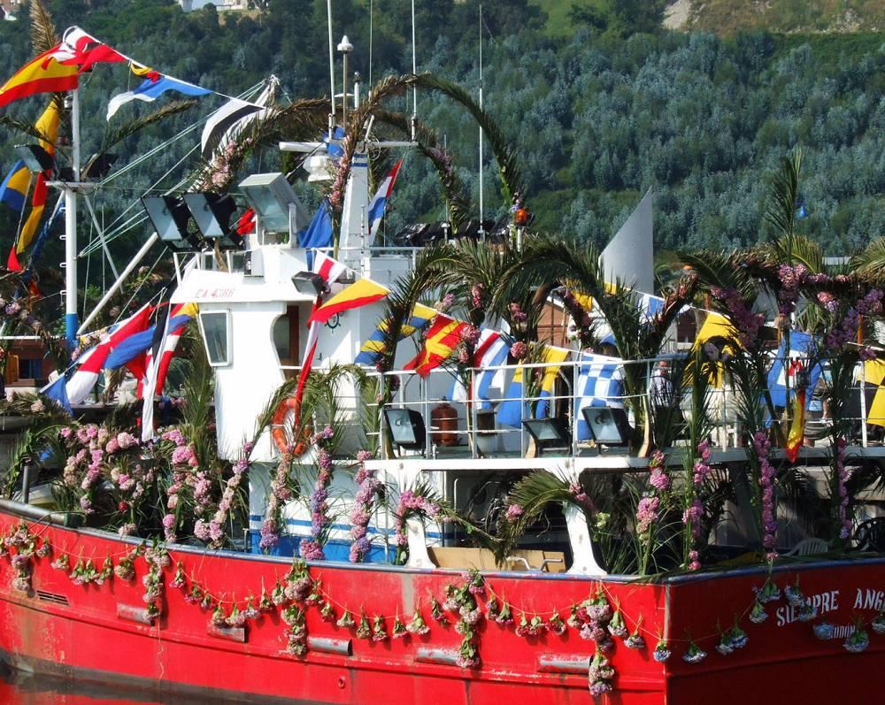 Fiesta de El Carmen en Suances - Cantabria_85