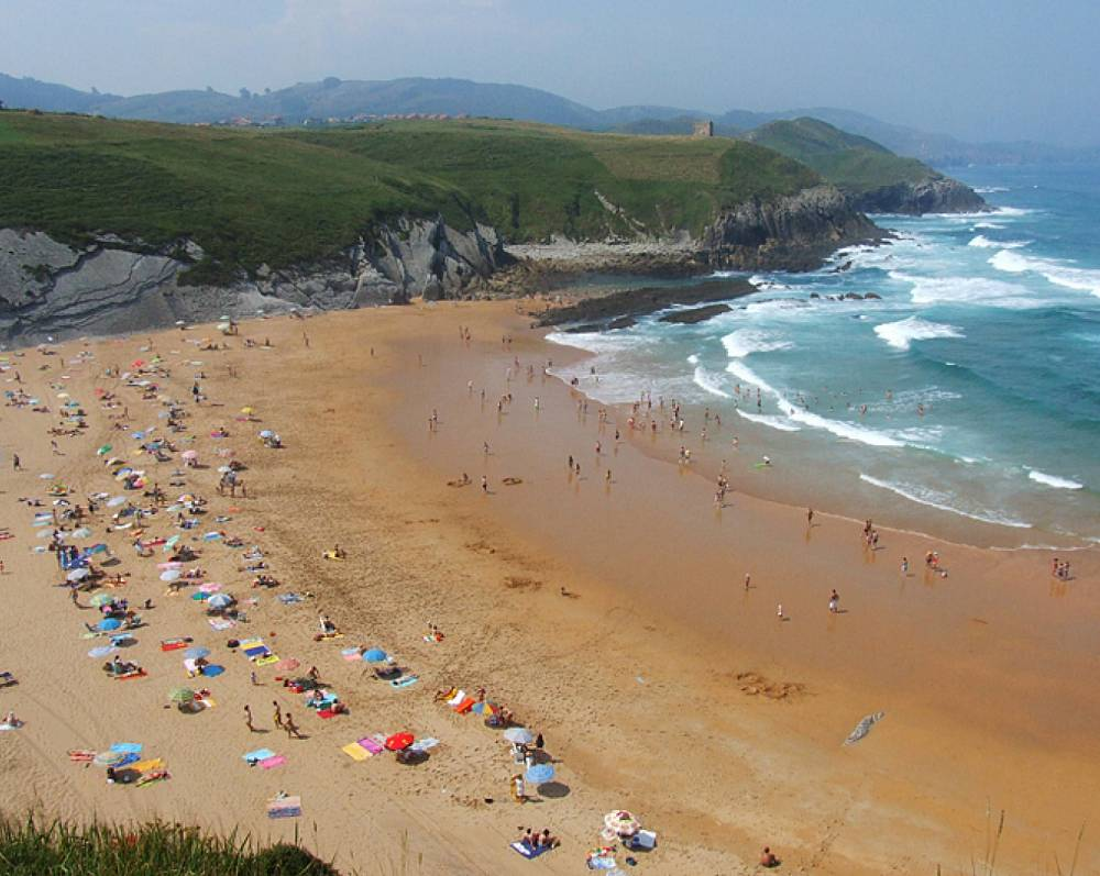 Playa El Sable en Tagle - Suances_49