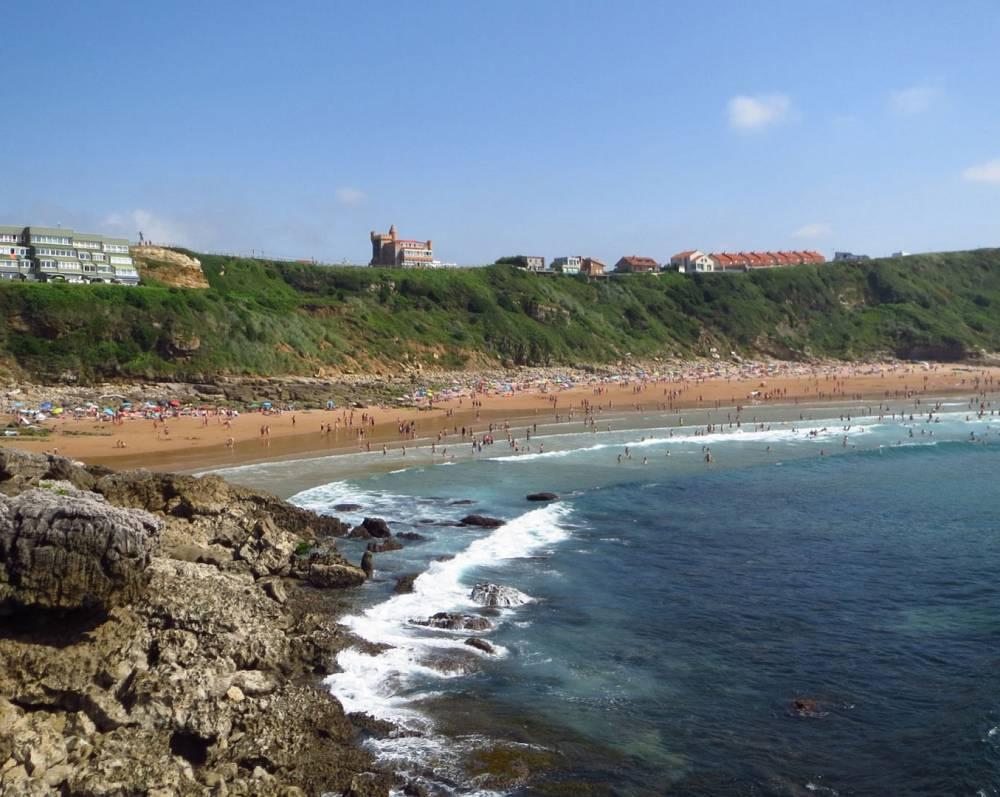 Playa Los Locos - Suances_116