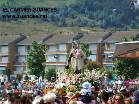 SUANCES - Fiesta de El Carmen
